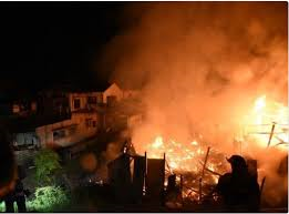 アルミ産業 火災