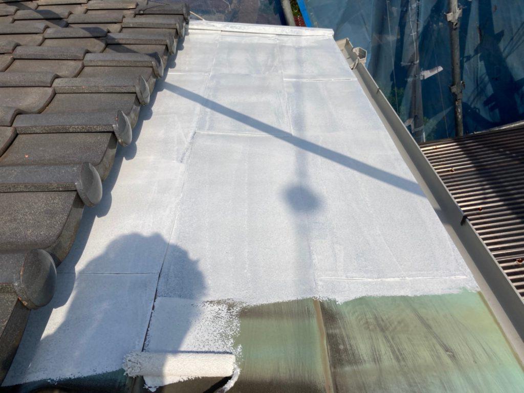瓦屋根の交換