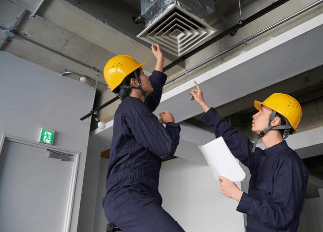 火災保険で瓦の修理09