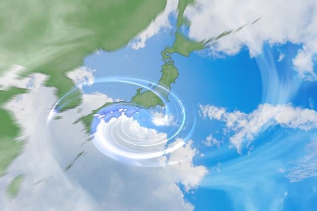10月台風02