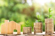 家と保険のイメージ
